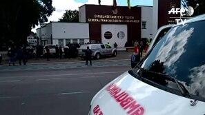 Explosão de carro-bomba mata 9 em Bogotá