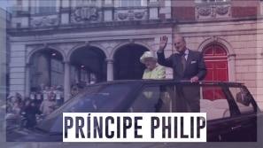 Príncipe Philip, a força por trás da coroa