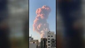 Fortes explosões deixam mortos e feridos em...