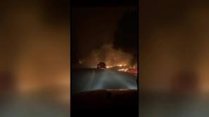 Incêndios avançam no vale do Napa