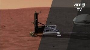 Furando Marte
