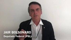Bolsonaro faz acusação falsa contra colunista