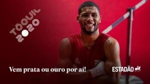 Hebert Conceição vai disputar ouro no boxe