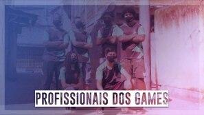 Atletas de eSports formados em favelas do Rio