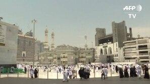 Dois milhões de muçulmanos fazem peregrinação...