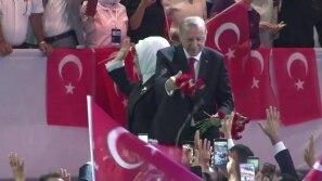 Erdogan: Turquia 'não se entregará' aos EUA