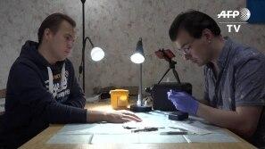 Biohackers russos ultrapassam os limites do corpo...