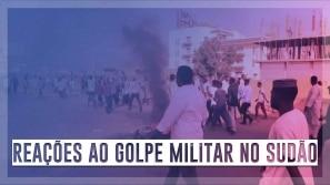 Reações ao golpe militar no Sudão