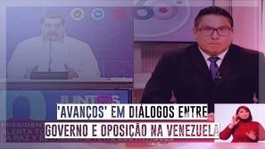 'Avanços' em diálogos entre governo e...