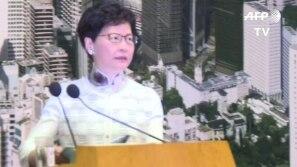 Oposição em Hong Kong: 'não vamos recuar'