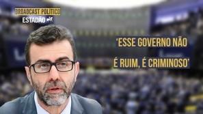 """Marcelo Freixo: """"Esse governo Bolsonaro não é..."""