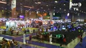 Geek & Game Rio Festival atrai multidão