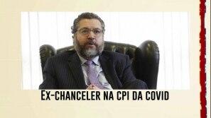 CPI da Covid vai questionar Ernesto sobre China e...