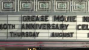 'Grease' comemora 40 anos com projeção