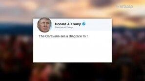 Trump garante 'todos os esforços' para deter...