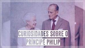 Curiosidades sobre o príncipe Philip
