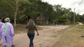 Testes em indígenas do RJ
