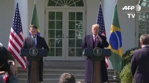 Venezuela é destaque em encontro de Trump e...