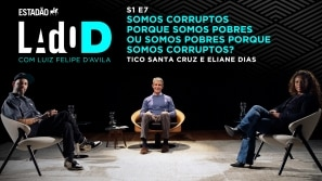 Programa Lado D aborda sociedade e corrupção...