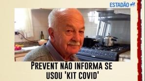 Neto diz que 5 meses após morte do avô, Prevent...