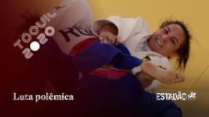 Judoca Maria Portela leva 3 punições e é eliminada