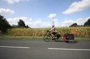 Pedal em família: um tour pelo Vale do Loire