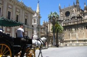 O destino que você escolheu: Sevilha, na Espanha