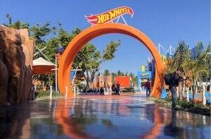 Beto Carrero World inaugura nesta sexta área temática de Hot Wheels; veja foto