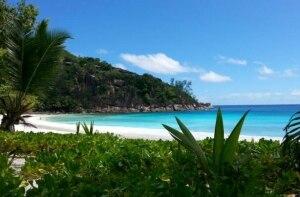 Tropical e ensolarada Seychelles