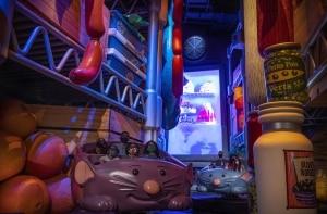 Ratatouille abre na Disney em outubro