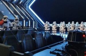 Nova atração Star Wars Rise of the Resistance estreia na Disney