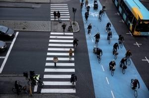 Copenhague: onde os jovens, os velhos, os trabalhadores e os mortos viajam de bicicleta