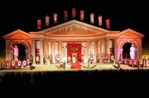 Espetáculo 'Paixão de Cristo' completa 50 anos