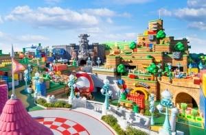 Como será a nova área dedicada a Super Mario na Universal do Japão?
