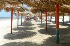 Praias para contemplar e relaxar