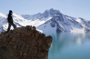 Conheça a represa que abastece Santiago, no Chile