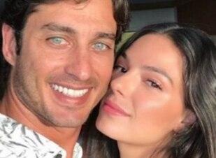 Nasce Rael, primeiro filho da atriz com André Resende
