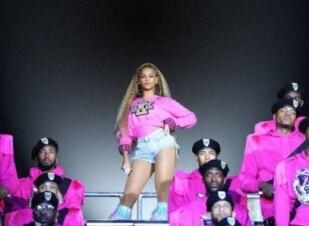 Beyoncé lança álbum com músicas do documentário