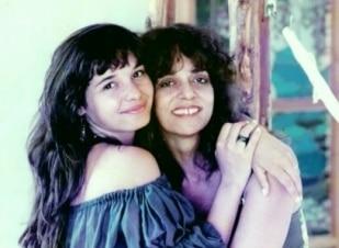Gloria Perez homenageia filha, Daniella