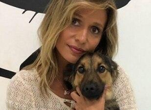Luisa Mell pede para que caminhoneiros alimentem animais