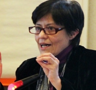 Blanca Jimenez, integrante do IPCC