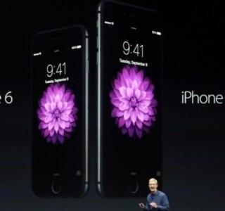 Iphone 6 atinge recorde de 4 milhões de pedidos na pré-venda