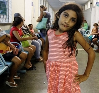 Mutirão corrige lábios de crianças e resgata sorrisos