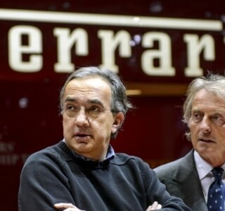 CEO da Fiat assume Ferrari após saída de Montezemolo