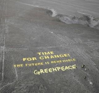Greenpeace/EFE