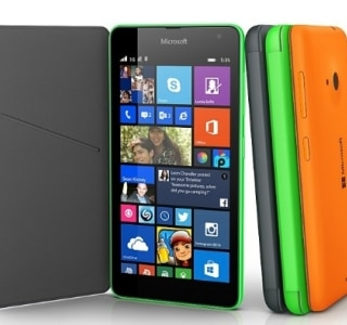 Microsoft revela primeiro smartphone Lumia sem marca Nokia
