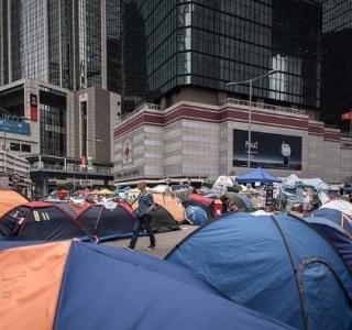 Manifestantes têm que deixar ruas de Hong Kong ou podem ser presos, diz governo
