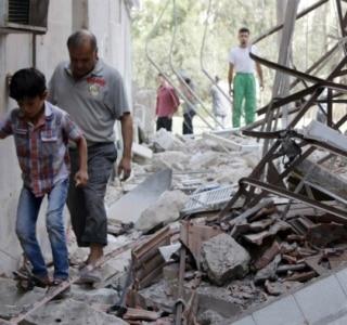 Conflito na Síria mantém 2,8 milhões de crianças fora da escola