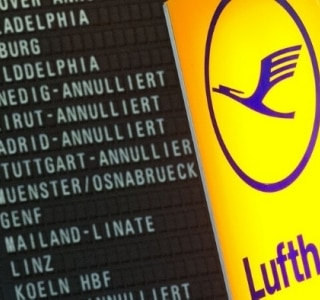 Greve de pilotos da Lufthansa passa a contemplar voos de carga e de longa distância