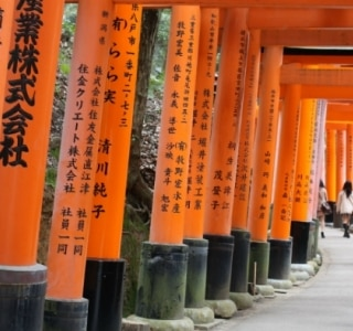 Em Kyoto, clima zen entre chás   e templos